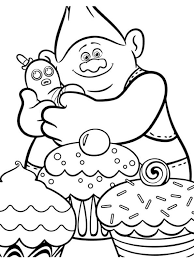 Trolls Coloring Pages Kids N Fun 26 Coloring Pages Of Trolls