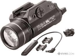 Tlr Weapon Light Streamlight Tlr 1 Hl 800 Lumen Weapon Light Long Gun Kit W Pressure Switch Mounting Clips Color Black