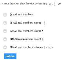 Math 2 Subject Test Score Chart When Should I Take The Sat Math Level 2 Subject Test