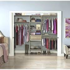 wall hung closet organizers system mounted beautiful designs built in closets theme classic medium