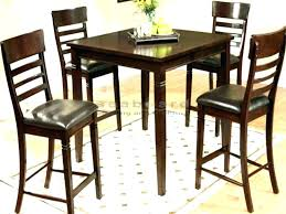 bar dining table set counter height dining table with stools outdoor bar height dining table and