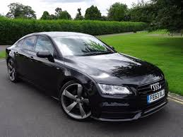 audi a7 blacked out. audi a7 30 tdi s line black edition quattro tronic sportback 201363 audi blacked out