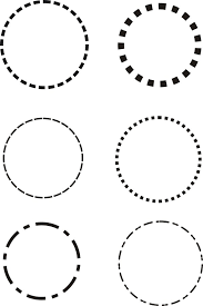 Dotted Line Template Dashed Line Vector At Getdrawings Com Free For Personal Use Dashed