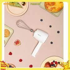Máy đánh trứng không dây Yoice Y-280, dùng sạc pin USB, trộn đồ ăn rất tiện  lợi giảm tiếp 360,000đ