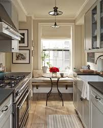 Breakfast Nook For Small Kitchen 5 Tips To Make Your Small Kitchen Feel Large Breakfast Nooks