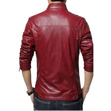 leather jackets in india for men women