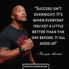 Rock Quotes New 48 BadAss Dwayne Johnson Motivational Picture Quotes