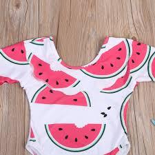 Watermelon Bathing Suit - 1 Abby Apples Boutique