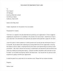 Example Cover Letter For A Job Cover Letter For Job Applications