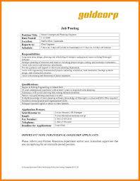 Internal Resume Format Resume Peppapp
