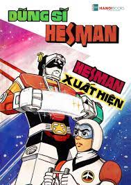 Truyện tranh Dũng sĩ Hesman [Đọc Online – Full]