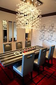 siljoy modern rectangular bubble glass chandelier lighting for dining room l47 2 u0026 x