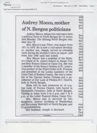 Audrey S Kilkenny Mocco (1907-1987) - Find A Grave Memorial