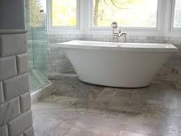 Travertine Bathroom Bathroom Tile Gray Travertine