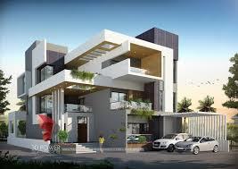 apartment building design. 3d Architectural Building Model Architect 3D Apartment Design P