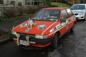 1990 Toyota Tercel - Information and photos - ZombieDrive
