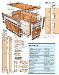 53 outdoor storage box plans diy the chronicles