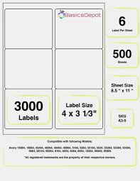 Avery Label 5164 Template Per Sheet Labelte Along With Diy Banner Free Awesome