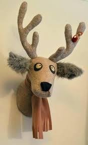 stuffed animal heads for nursery mounted stuffed animal heads animal mounted taxidermy animal head stag head