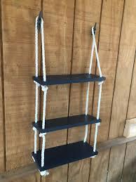 nautical shelf 3 tier nautical shelf