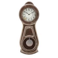 bulova guilford pendulum wall clock with chimes c1518