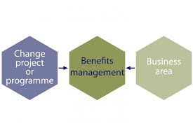 programme and project benefits management questions and answers shared responsibilities for benefits management diagram