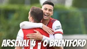 Arsenal 4 - 0 Brentford