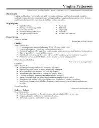 Cashier Resume Sample – Lifespanlearn.info