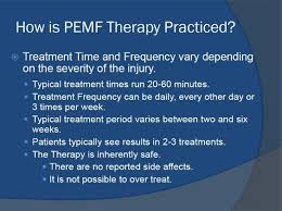 Pemf Frequency Chart Pemf Healing Protocal Pemf Chiropractic Care