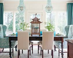 colorful dining room chairs diffe side and end chairs