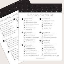 bridal checklist wedding checklist printable by basic invite