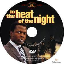 Heat blu ray cover label 1995 R2 Custom German