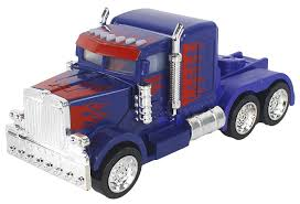 Battery Powered Trailer Lights Amazon Com Cnw Toys Battery Operated Bump Go Transforming