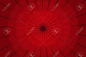 Radial Red Red Abstract Radial Step Gradient Background Abstract Red Circular