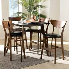 Pretty Black And Wood Table Legs Top With Steel Wooden Base Dining