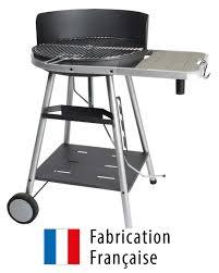 Barbecue Charbon De Bois Port Grimaud Somagic Cuve Fonte Diam 53 Cm