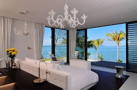 beautiful bedrooms with a view. Contemporary Bedroom With Sweeping Sea Views Beautiful Bedrooms A View