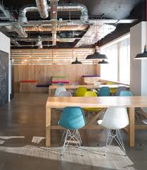 Urban office design Rustic Seeking An Office Design That Would Inspire Creativity Connectivity And Flexibility Adobe Took An Extra 6500 Sq Ft At Its Existing Dublin Offices With Concreate Dark Grey Concrete Floors Complete Adobes Dublin Hq