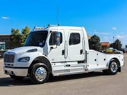 2017 FREIGHTLINER M2 106 HAULER - Transwest Truck Trailer RV (Stock ...