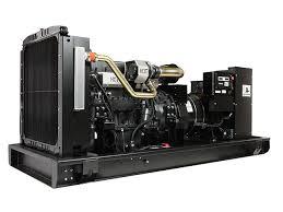 Generac Industrial Power 250kw Diesel Generator Generac