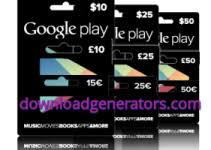 get free google play giftcard codes generator tool offline