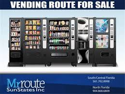 Vending Machine Routes For Sale Near Me Custom Vending Route 4848 Lee County Ft Myers Cape Coral Areas