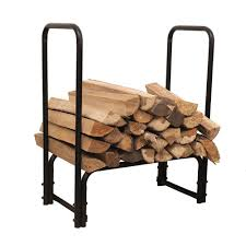 fireplace log rack. Unique Log HIO Firewood Rack 28 Inch Small IndoorOutdoor Fireplace Log Holder Throughout