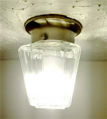 be careful using led replacement lights in enclosed fixtures 1960s light fixtures f20