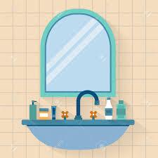 Bathroom Clipart Bathroom Sink #2405178