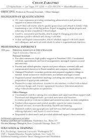 restaurant resume objective office manager resume objective chloez helpful including server job
