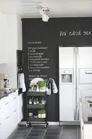 creative kitchen chalkboard ideas