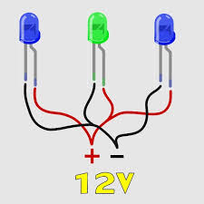 wiring led lights in series wiring image wiring adding led lights to your multirotor black tie aerial on wiring led lights in series
