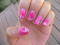Pink Nail Art Design Nail Polish Nail Art Designs Tepaksirehblog Com