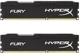 <b>HyperX</b> HX318C10FBK2/16 <b>FURY Black</b>, 16 GB, 1866 MHz DDR3 ...